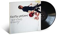 Keith Urban - Defying Gravity [LP]