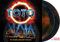 Toto - 40 Tours Around The Sun (Blue) [Colored Vinyl] (Org)