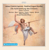 Kölner Akademie Choir - Easter Cantatas
