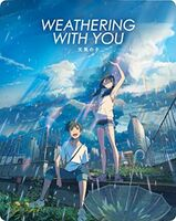 Weathering With You [Movie] - Weathering With You [Limited Edition Steelbook]