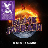 Black Sabbath - Ultimate Collection [Gold Colored Vinyl]