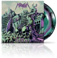 Havok - Burn [Turqoise w/ Black & Purple Swirl LP]