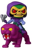 Funko Pop! Ride: - FUNKO POP! RIDE: Masters of the Universe- Skeletor on Panthor