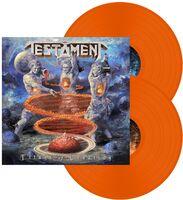 Testament - Titans Of Creation [Limited Edition Orange 2LP]