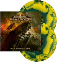 Blind Guardian Twilight Orchestra - Legacy Of The Dark Lands (Inkspot) [Yellow/ Green Swirl 2LP]