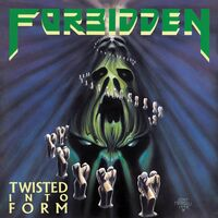 Forbidden - Twisted Into Form [Indie Exclusive Limited Edition Yellow LP]