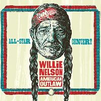 Various Artists - Willie Nelson American Outlaw (Live At Bridgestone Arena 2019) [2 CD]