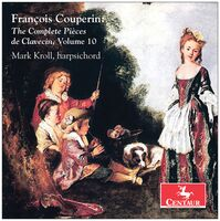 Couperin / Kroll - Complete Pieces 10