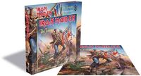 Iron Maiden the Trooper (500 Piece Jigsaw Puzzle) - Iron Maiden The Trooper (500 Piece Jigsaw Puzzle)