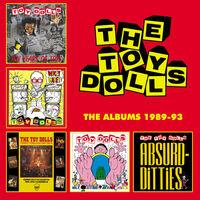 Toy Dolls - Albums 1989-1993 (Box) (Uk)