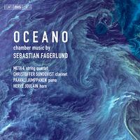 Fagerlund / Sundqvist / Joulain - Chamber Music