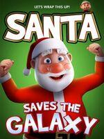 Jenny Florina - Santa Saves The Galaxy
