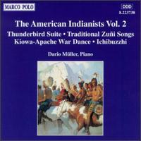 Dario Muller - American Indianist-Vol. 2