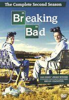 Breaking Bad [TV Series] - Breaking Bad: The Complete Second Season