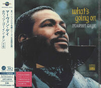 Marvin Gaye - What's Going On (Bonus Track) [Limited Edition] (Jpn)