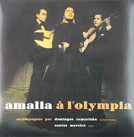 Amalia Rodrigues - Amalia A L'olympia (Uk)