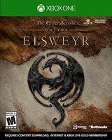 Xb1 the Elder Scrolls Elsweyr - The Elder Scrolls Online: Elsweyr for Xbox One