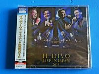 Il Divo - Live At The Budokan 2018 (Jpn)