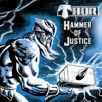 Thor - Hammer Of Justice (Blue) [Limited Edition]