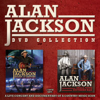 Alan Jackson - DVD Collection-A Live Concert & Documentary of a Country Music Icon [2 DVD]