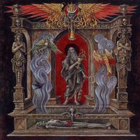 Nightbringer - Hierophany Of The Open Grave (Gol) [Limited Edition]