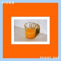 Peggy Sue - Vices (Translucent Blue) (Indie Exclusive)