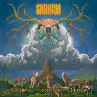 Sigiriya - Maiden Mother Crone