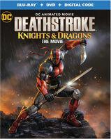 Michael Chiklis - Deathstroke: Knights & Dragon (2pc) (W/Dvd)
