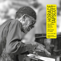Horace Tapscott - Live At Lacma 1998 (Ogv)
