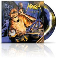 Havok - Time Is Up [Black/Blue w/ White & Yellow Swirl LP]