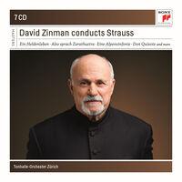 Strauss - Orchestral Works