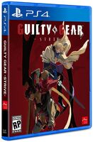 Ps4 Guilty Gear -Strive- - Guilty Gear -Strive- for PlayStation 4