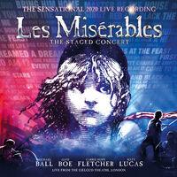 Claude Schonberg -Michel / Boublil,Alain - Les Miserables: The Staged Concert (The Sensational 2020 Live Recording) [Live from the Gielgud Theatre, London]