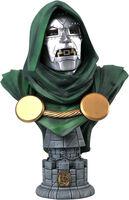 Diamond Select - Diamond Select - Marvel Legends In 3D Dr Doom 1/2 Scale Bust