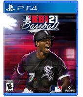 Ps4 MLB Rbi Baseball 21 - MLB RBI Baseball 21 for PlayStation 4