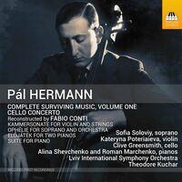 Hermann / Various - Complete Surviving Music 1