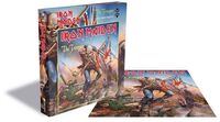 Iron Maiden the Trooper (1000 Piece Jigsaw Puzzle) - Iron Maiden The Trooper (1000 Piece Jigsaw Puzzle)