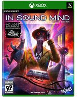 Xbx in Sound Mind: Deluxe Ed - In Sound Mind: Deluxe Edition for Xbox Series X