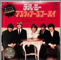 The Rolling Stones - Tell Me / As Tears Go By (SHM-CD) (7-inch Sleeve Packaging)