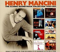 Henry Mancini - Classic Soundtrack Collection: 1958-1963