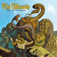 WIZARDS - Rise Of The Serpent (Translucent Yellow Vinyl)