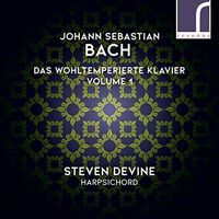 Steven Devine - Das Wohltemperierte Klavier 1 (2pk)