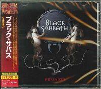 Black Sabbath - Reunion (Ltd) (Reis) (Jpn)