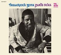 Thelonious Monk - Thelonious Monk Plays Duke Ellington [Digipak] (Spa)