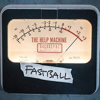 Fastball - The Help Machine [Blue LP]