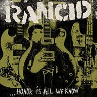 Rancid - Honor Is All We Know (Trans Yellow) (Ylw)