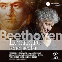 RENE JACOBS - Beethoven: Leonore