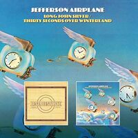 Jefferson Airplane - Long John Silver / Thirty Seconds Over Winterland