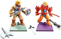 Masters Of The Universe - MEGA Brands - Masters of the Universe: He-Man Vs. Beast Man (He-Man, MOTU)