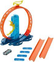 Hot Wheels Track Builder - Mattel - Hot Wheels Track Builder: Unlimited Loop Kicker Pack